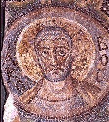 One of the stolen Mosaics at issue in AUTOCEPHALOUS GREEK-ORTHODOX CHURCH OF CYPRUS vs.GOLDBERG, 917 F. 2d 278 (7th Cir., 1990)