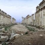 The Roman Colonnade at Apamea